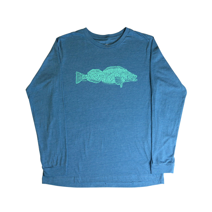 Teal long sleeve