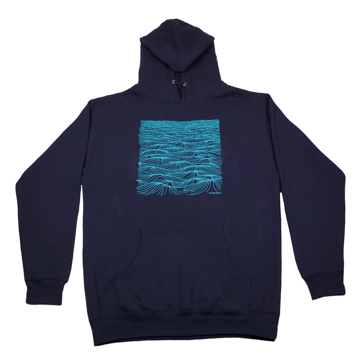 Men's navy sweatshirt