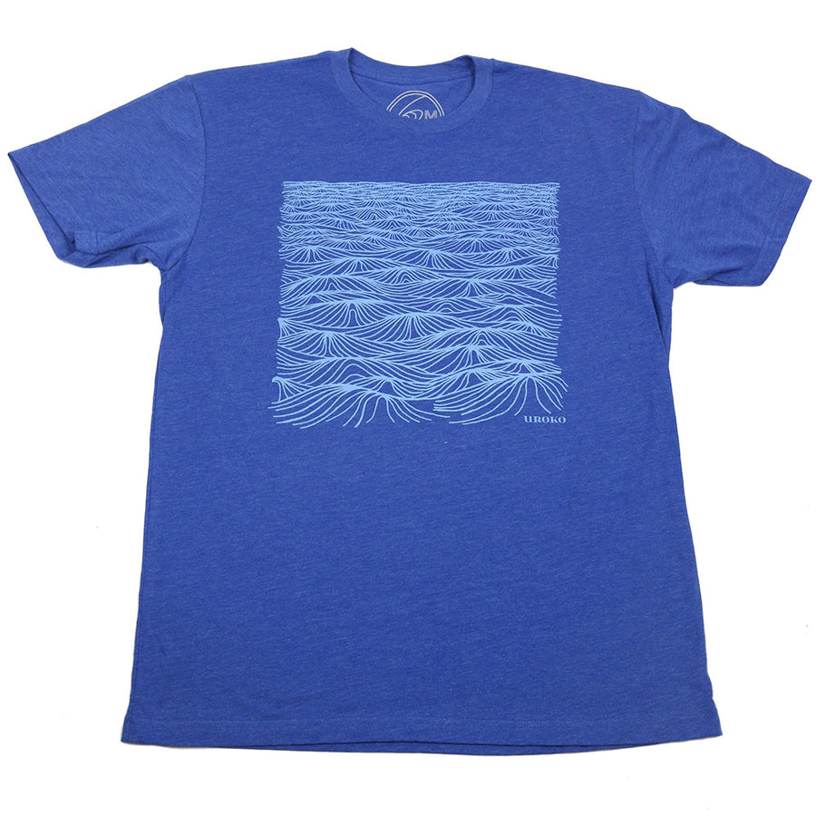 """Swell"" T-Shirt in Royal Blue"