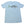 "Load image into Gallery viewer, ""Bluefin"" Short Sleeve T-Shirt in Light Blue"