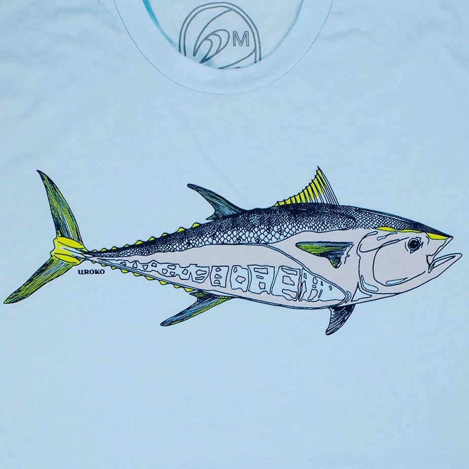 dd0c1fd9b6efb Wear tees and hats that show your love for fishing and riding waves ...