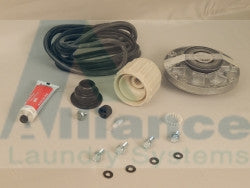 495P3A - Kit Hub with Sealant - Telsco