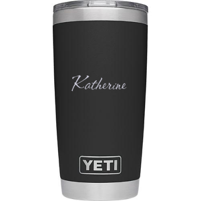 Yeti Rambler 20oz / Black