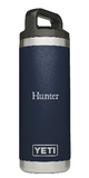 Yeti 18 oz Water Bottle / Navy