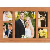Cherry Collage Picture Frame