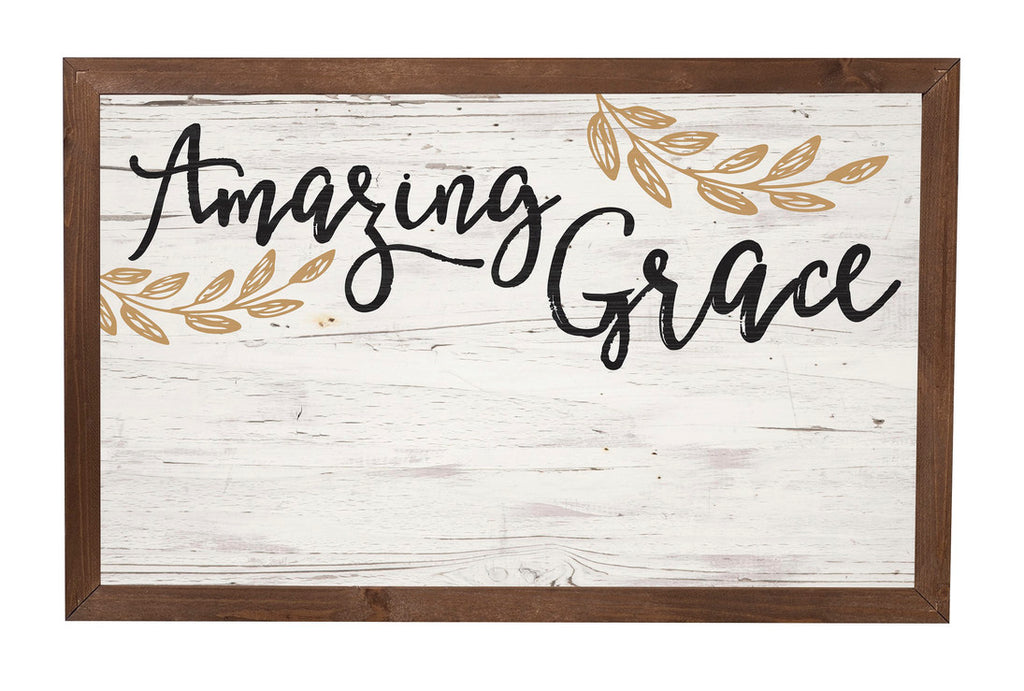 Amazing Grace Frame