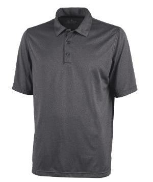 Poly Golf Heathered Polo Women's/Men's