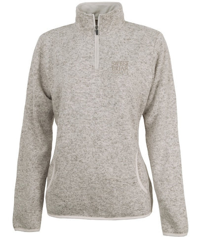 Fleece Pullover Oatmeal Heather