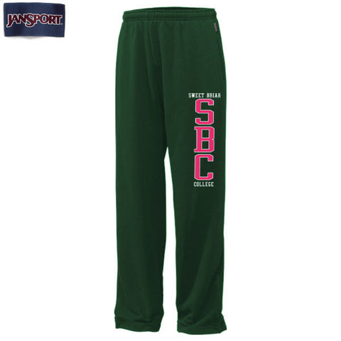 Campus Pant Dark Green