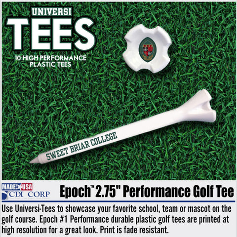 Golf Tees Pack of 10 Plastic