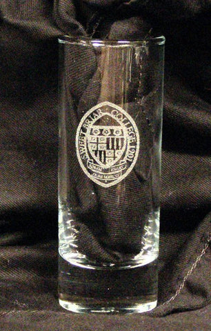 Glass Shot Engraved 3oz
