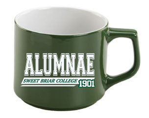 Mug Alumnae Green 16oz