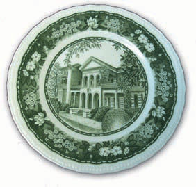 Sweet Briar House Plate | Single
