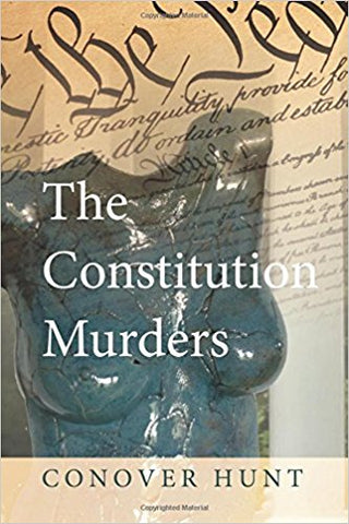 Constitution Murders by Conover Hunt