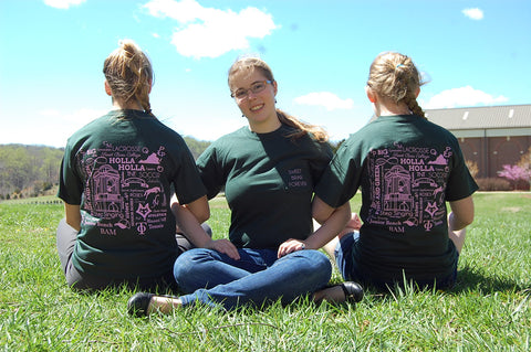 """Sweet Briar Forever"" T-Shirt"