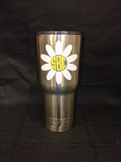 SBC Daisy Tumbler Stainless