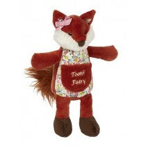Ginger the Fox Tooth Fairy