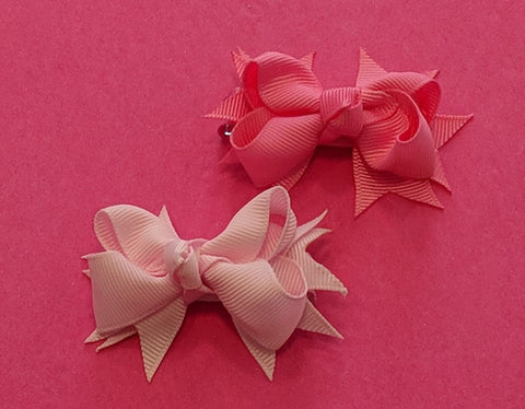 Bow Small Pink