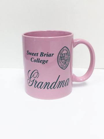 Mug Grandma Pink and Green