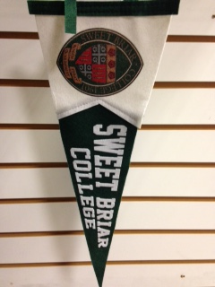 Pennant 7 X 18 with Full Color Crest