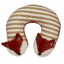 Rusty the Fox Travel Pillow