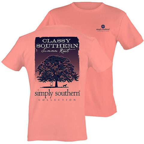 T Shirt Simply Southern Summer Roots