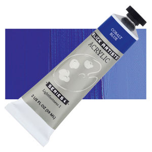Acrylic Paint Cobalt Blue
