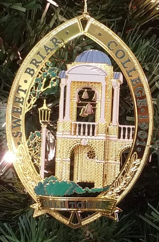 Ornament 3-D Bell Tower