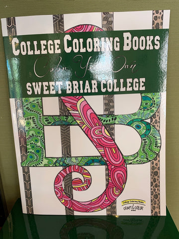 Coloring Book II SBC