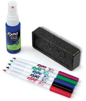 Dry Erase Markers 5-Pack Bold