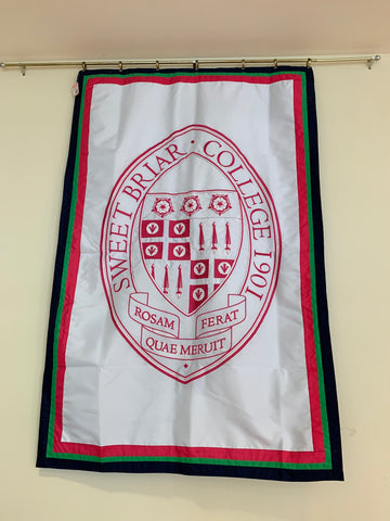 SBC Estate Flag with Pink Seal