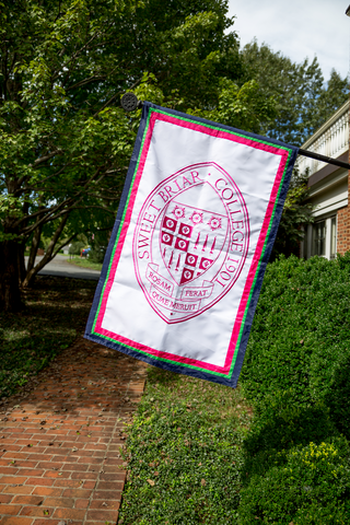 SBC House Flag with Pink Seal