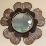 Mirror Flower Shaped