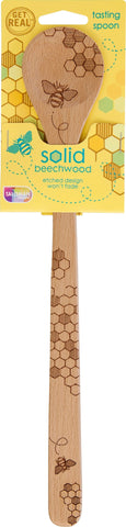 Honey Bee Tasting Spoon