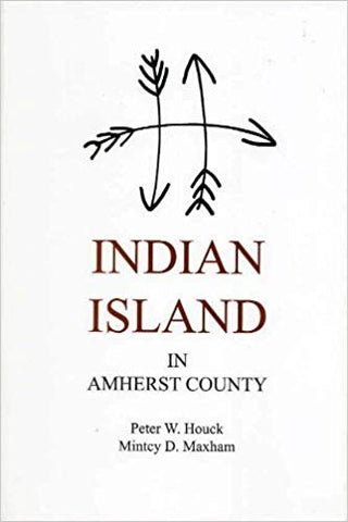 Indian Island in Amherst County