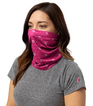 Mask Gaiter Style Pink