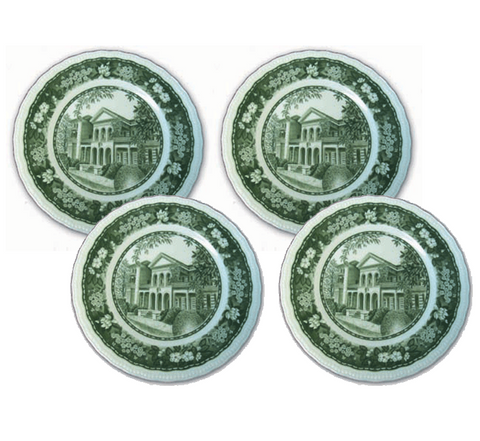 Sweet Briar House Plate | Set of 4