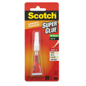 Super Glue Gel Scotch