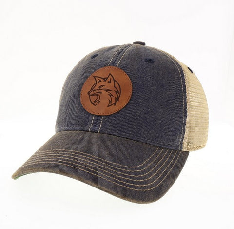 Cap Navy Trucker