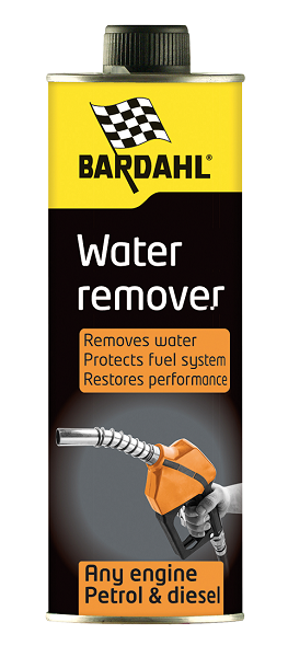 Bardahl Fuel Water Remover - Tank Rens 300 ml.