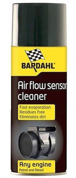 Bardahl Luftmængdemåler Rens Spray 400 ml.-Additiv-SkanOil