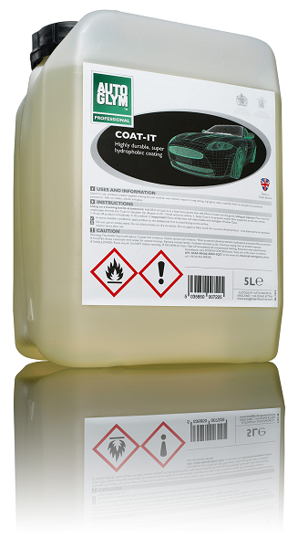 Autoglym Coating - It