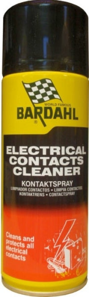 Bardahl Kontaktrens 400 ml.-Spray-SkanOil
