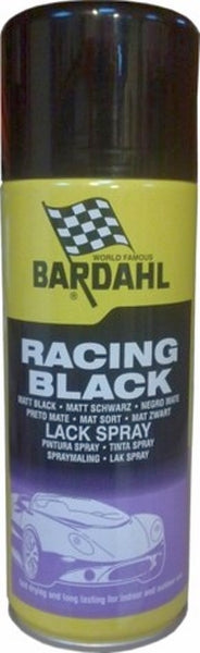 Bardahl Racing Black 400 ml. ( Mat sort ) - SkanOil