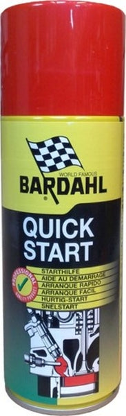 Bardahl Quick Start 400 ml. - SkanOil