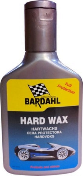 Bardahl Hard Wax 250 ml.-Bilpleje-SkanOil