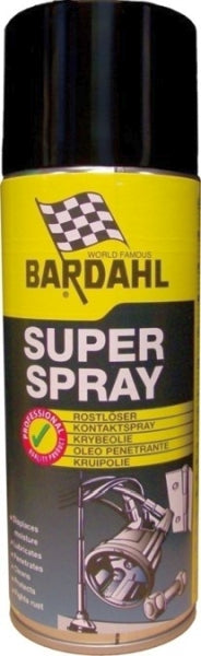 Bardahl Superspray 400 ml. - SkanOil