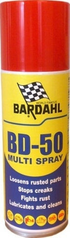 Bardahl BD50 Multispray - Scanoil
