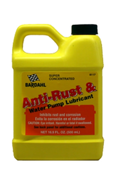 Bardahl Antirust & Vandpumpe Smøremiddel 500 ml.-Additiv-SkanOil