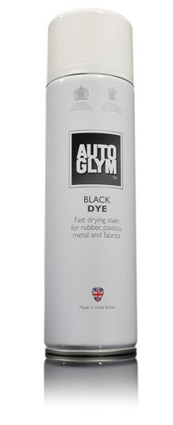 Autoglym Tekstilfarve Sort 450 ml. Spray